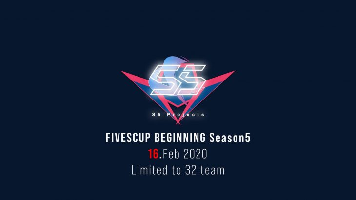FIVESCUP BEGINNIG Season5